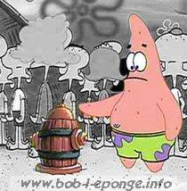 Bob l 39 eponge patrick l 39 toile de mer patrick star - Patrick l etoile ...